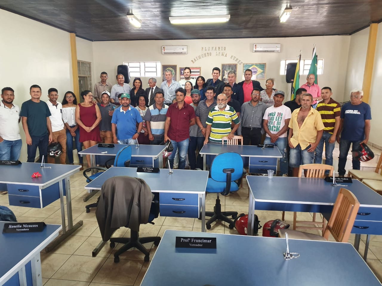 Fábrica de biodiesel se instala em João Lisboa